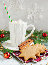 White chocolate & Christmas Cookies Fragrance Oil