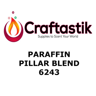 Paraffin Pillar Blend Wax