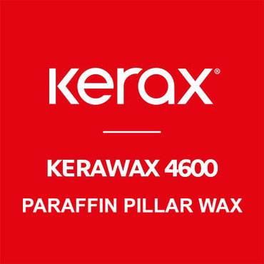 Kerawax 4600 Paraffin Pillar Wax
