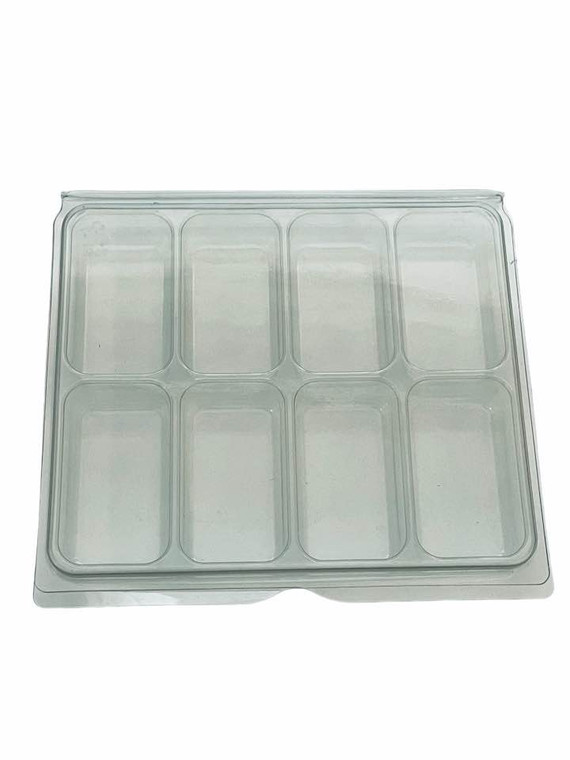 8 Cell HB Style Wax Melt Clamshell