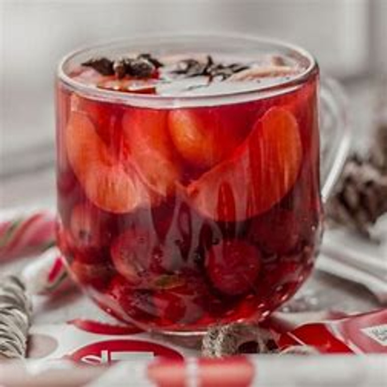 Mulled Pear & Cranberry Punch Fragrance Oil