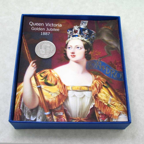 The Scarce Golden Jubilee Sixpence of Queen Victoria