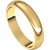 4mm 14kt Yellow Gold Wedding Band