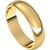 5mm 14kt Yellow Gold Wedding Band
