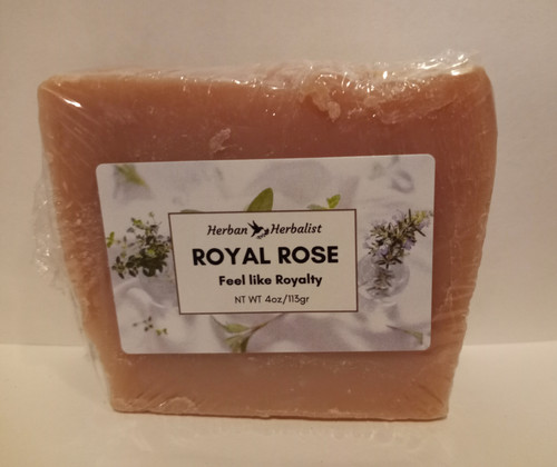 Royal Rose Bliss Soap