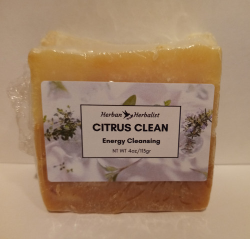 Citrus Clean  Soap