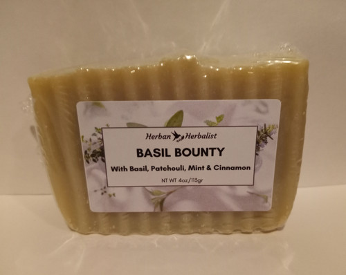 Basil Bounty Soap