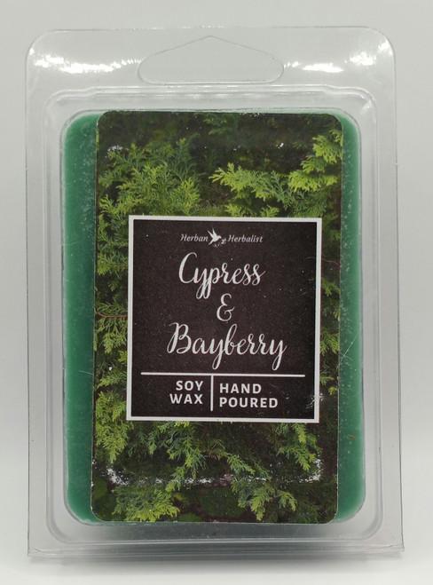 Cypress & Bayberry Wax Melt