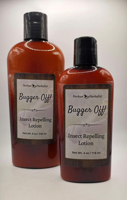 Bugger Off! Insect Repelling Lotion