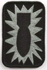 Bomb Patch Embroidered