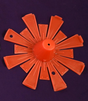 Mini Stem Plug (red) (100 per box)