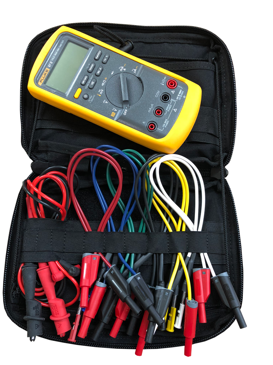 Wire Piercing Probe Kit With Fluke 87v Ideal Supply Inc Dba Ideal