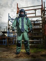 Bomb Tech Suits & Helmets