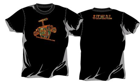 Ideal Blasting Cool DRI Performance T-Shirt