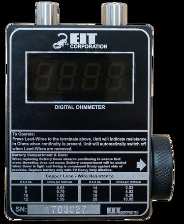 Scorpion Digital Meter