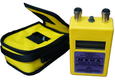 Digital Backlit Galvonometer with Case