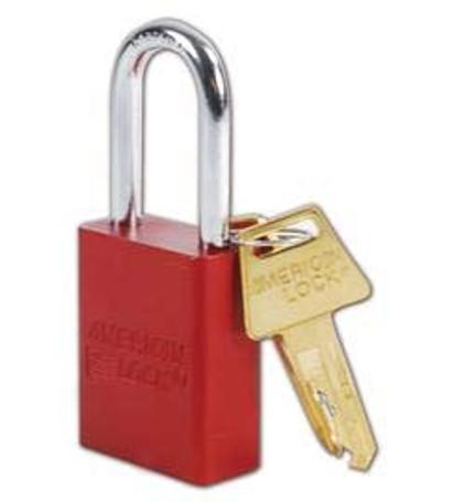1106 Red Lockbody 1 1/2 inch Clearance