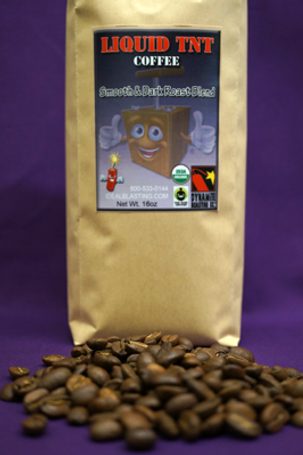 Liquid TNT Coffee
