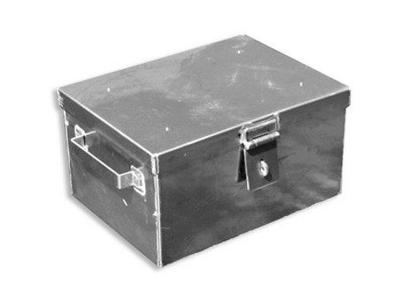 "Aluminum Day Box 17"" X 15"" X 10"" Type 3"
