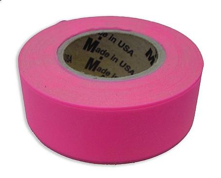Flagging Tape Pink