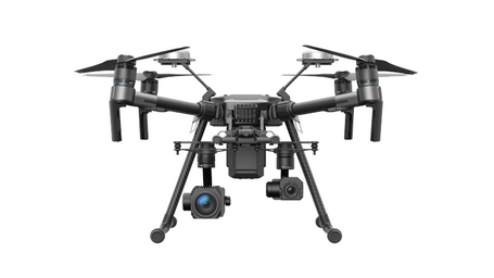 DJI Matrice 200 Series including the M200, M210 and M210RTK