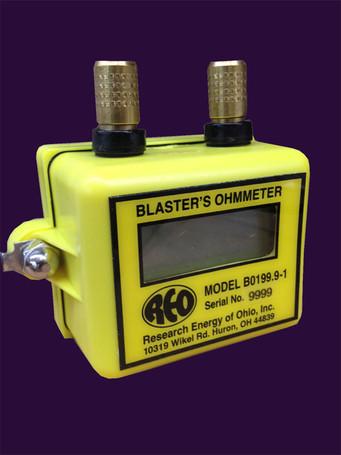 BO199.9-1 Ohmmeter Yellow