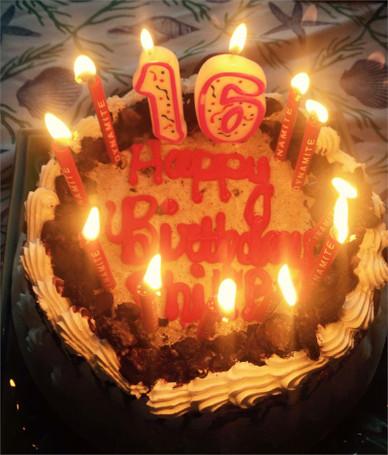 Dynamite Birthday Candles Set Of 10