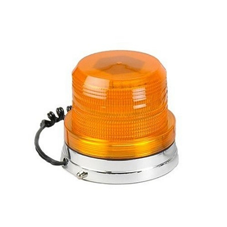 LED Strobe Flashing Warning Light with Magnetic Base
