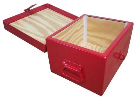 Dual Handle Explosive Storage Day Box 11 Quot X 9 Quot X 6 Quot Id