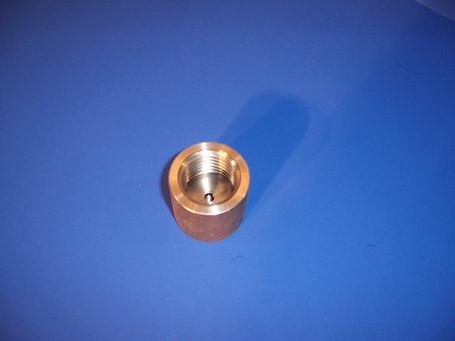 T3 Breech Titanium Cap 4340