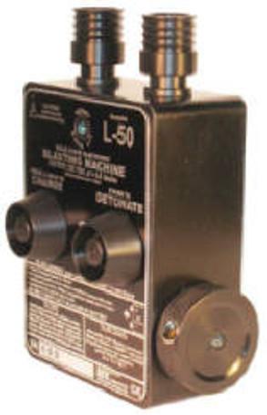 L-50 Blasting Machine with Black Case