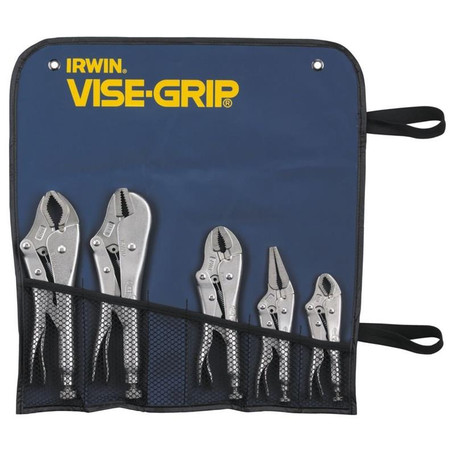 EOD Vice Grip Set of 5 Pliers & Cutters