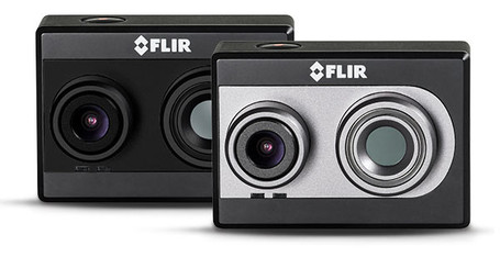Flir Duo Dual Sensor Visible/Thermal Camera