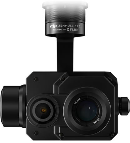 DJI Zenmuse XT2 Dual Sensor Thermal Solution by FLIR