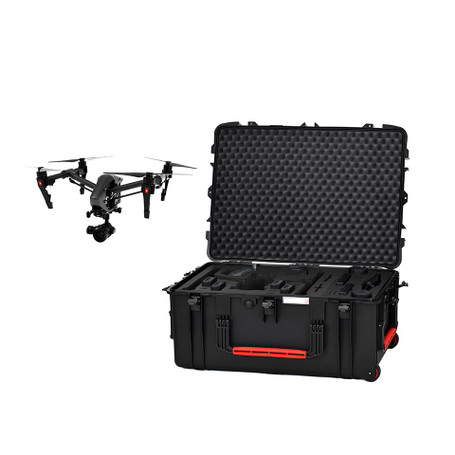 Inspire 2 Wheeled Hard Case