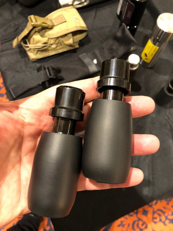 AMT Mini DET / Cap Protector Pouch Container