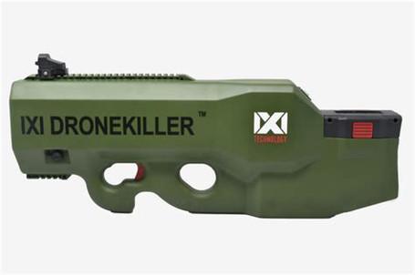 IXI Drone Killer - Electronic Warfare Counter UAS
