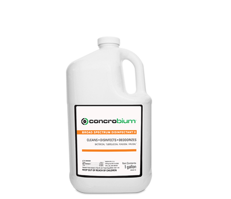 Concrobium® Broad Spectrum Disinfectant II (1 gallon)