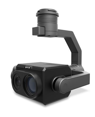 Flir Dual Bosan 20x Zoom Vue Thermal Camera TZ20 95 /18 degree FOV