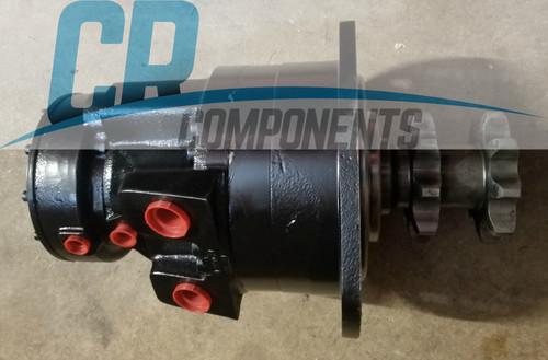 Reman Hydraulic Drive Motor for Case 450 Skidsteer