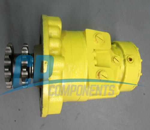 Left Side Drive Motor for your John Deere 326E Skid Steer AT445990, AT445989, AT343530-1