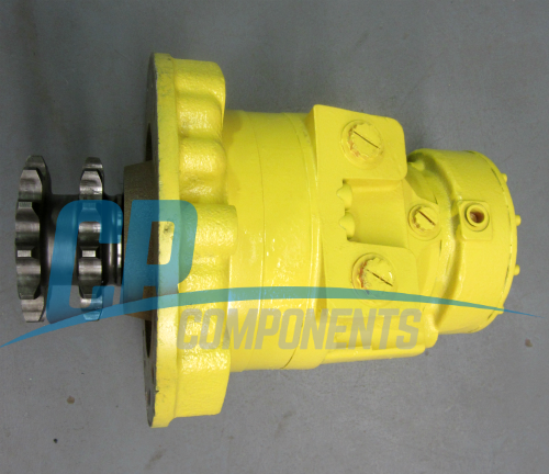 Left Side Drive Motor for your John Deere 328E Skid Steer AT445990, AT445989, AT343530-1