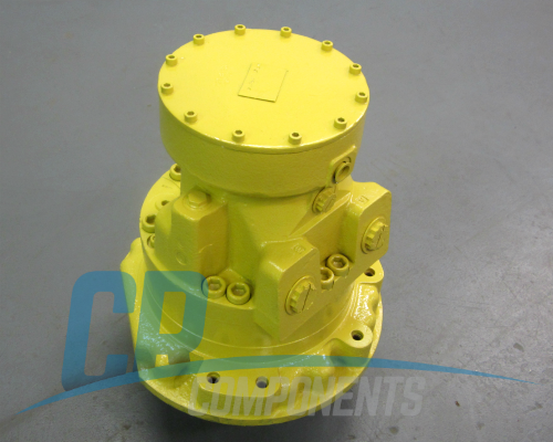 Left Side Drive Motor for your John Deere 332D Skid Steer AT445990, AT445989, AT343530-0