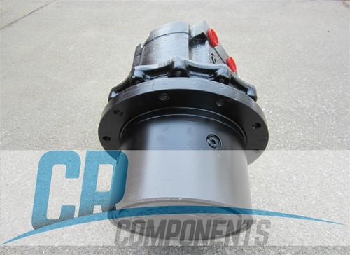 reman-hydraulic-drive-motor-for-John Deere-323D-track-loader-2-speed-rebuilt-0