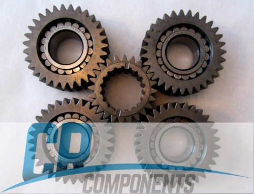 Drive-Motor-Planet Gear Set-New-Holland-C185-trackloader-1