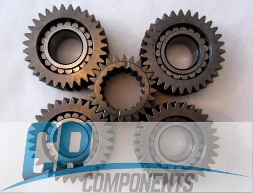 Drive-Motor-Planet Gear Set-John Deere-CT323D-trackloader-1