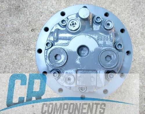 Reman Hydraulic Drive Motor for CASE 420CT Track Loader - Bonfiglioli 47923177, 87588897-1