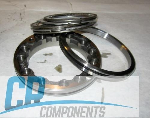Reman Drive Motor Brake Assembly for CASE 445CT Track Loader - Bonfiglioli 47923177, 87588897-1
