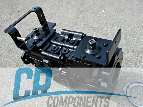 reman-hydrostatic-drive-pump-for-bobcat-T595-Trackloader-rebuilt-1
