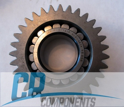 Drive-Motor-Planet Gear-New-Holland-445CT-trackloader-1